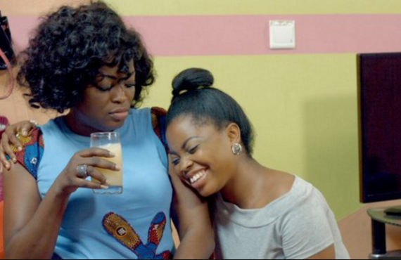 I cooked, cleaned for Funke Akindele… don't call me proud,…