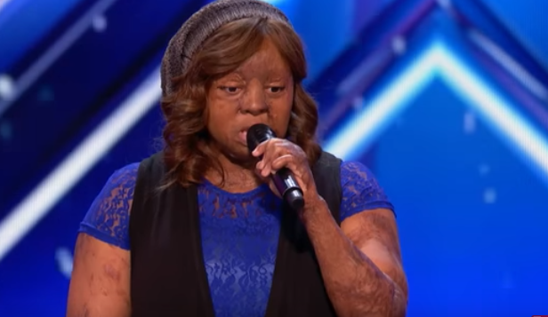 Sosoliso air crash survivor gets standing ovation on 'America's Got Talent'