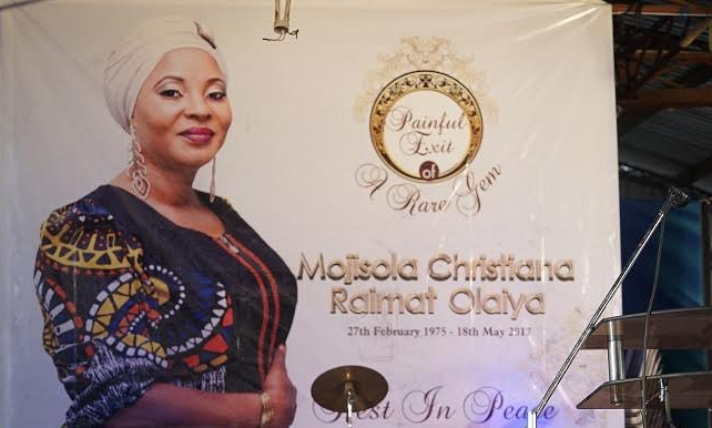Night of tributes held for Moji Olaiya | TheCable.ng