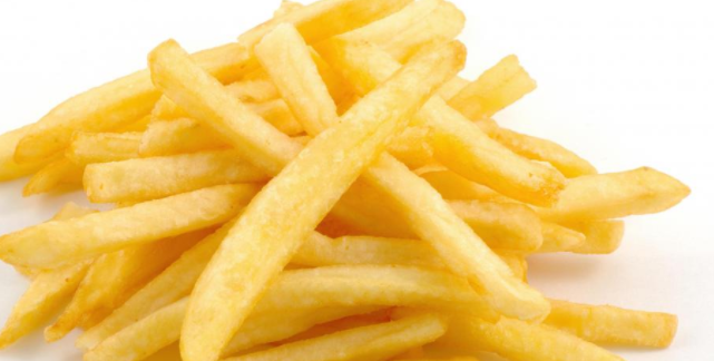 Regular consumption of eating fried potatoes linked to early death