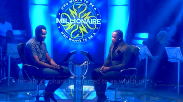 Frank Edoho leaves Who Wants To Be A Millionaire | TheCable.ng