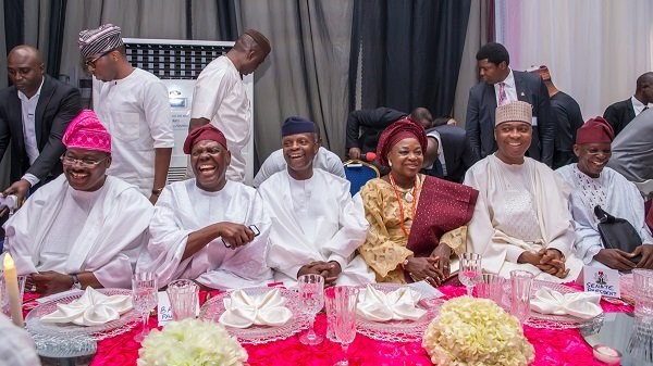 by Novo Isioro - Chief Bisi Akande Daughter's Wedding.2