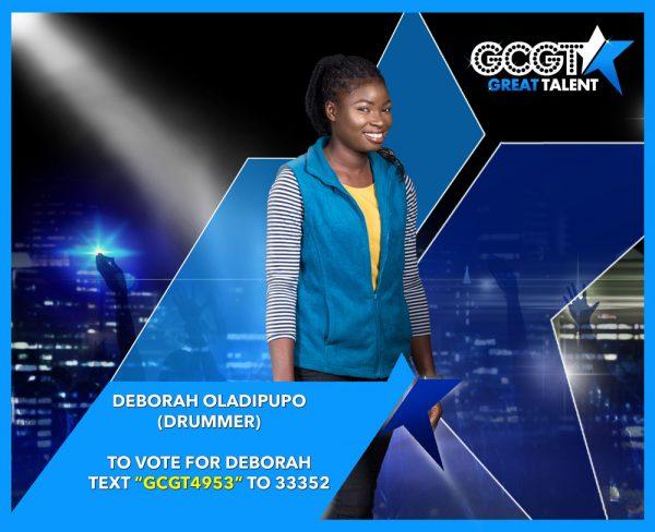Deborah Oladipupo