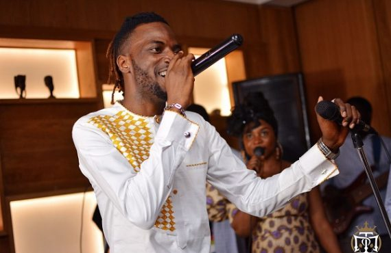 9ice headlines Industry Nite event | TheCable.ng