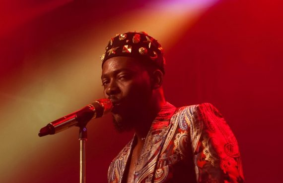 Adekunle Gold to perform for three straight nights at Terra…