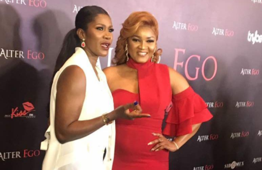 Alter Ego movie premiere | TheCable.ng