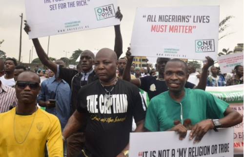 Charly Boy writes on Not Too Young To Run bill | TheCable.ng