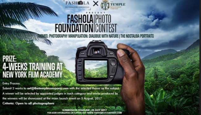 Fashola Photographic Foundation | TheCable.ng
