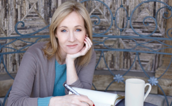 J.K. Rowling to release two new Harry Potter books in…