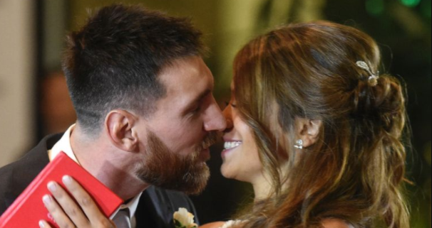 Messi weds childhood sweetheart | TheCable.ng
