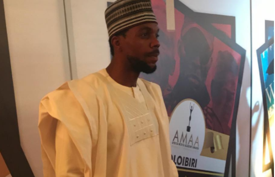 Award winning actor Sambasa Nzeribe | TheCable.ng