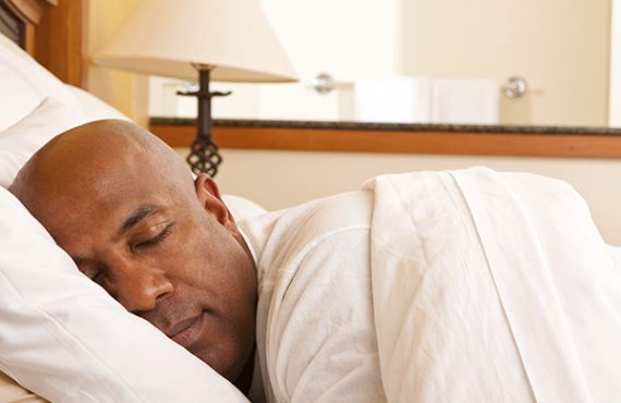 Study: Less than six hours of sleep a night raises…