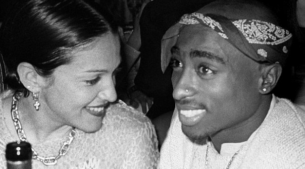Tupac says he dumped Madonna because she was white | TheCable.ng