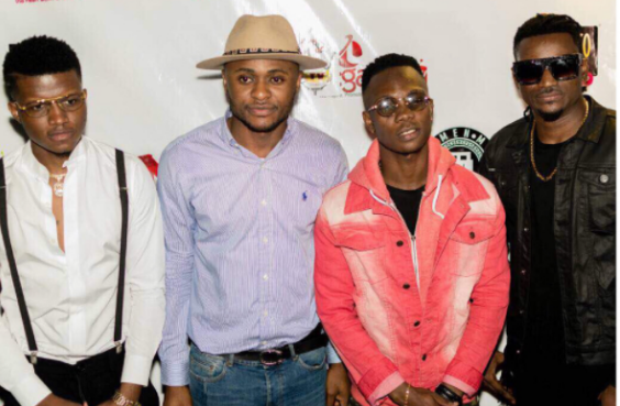 Ubi Franklin signs three artistes to MMMG | TheCable.ng