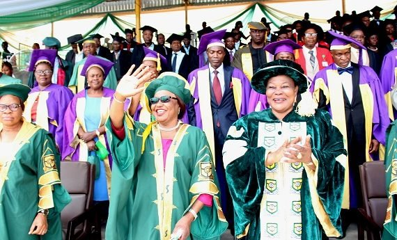 YABATECH holds matriculation, takes in 9236 students