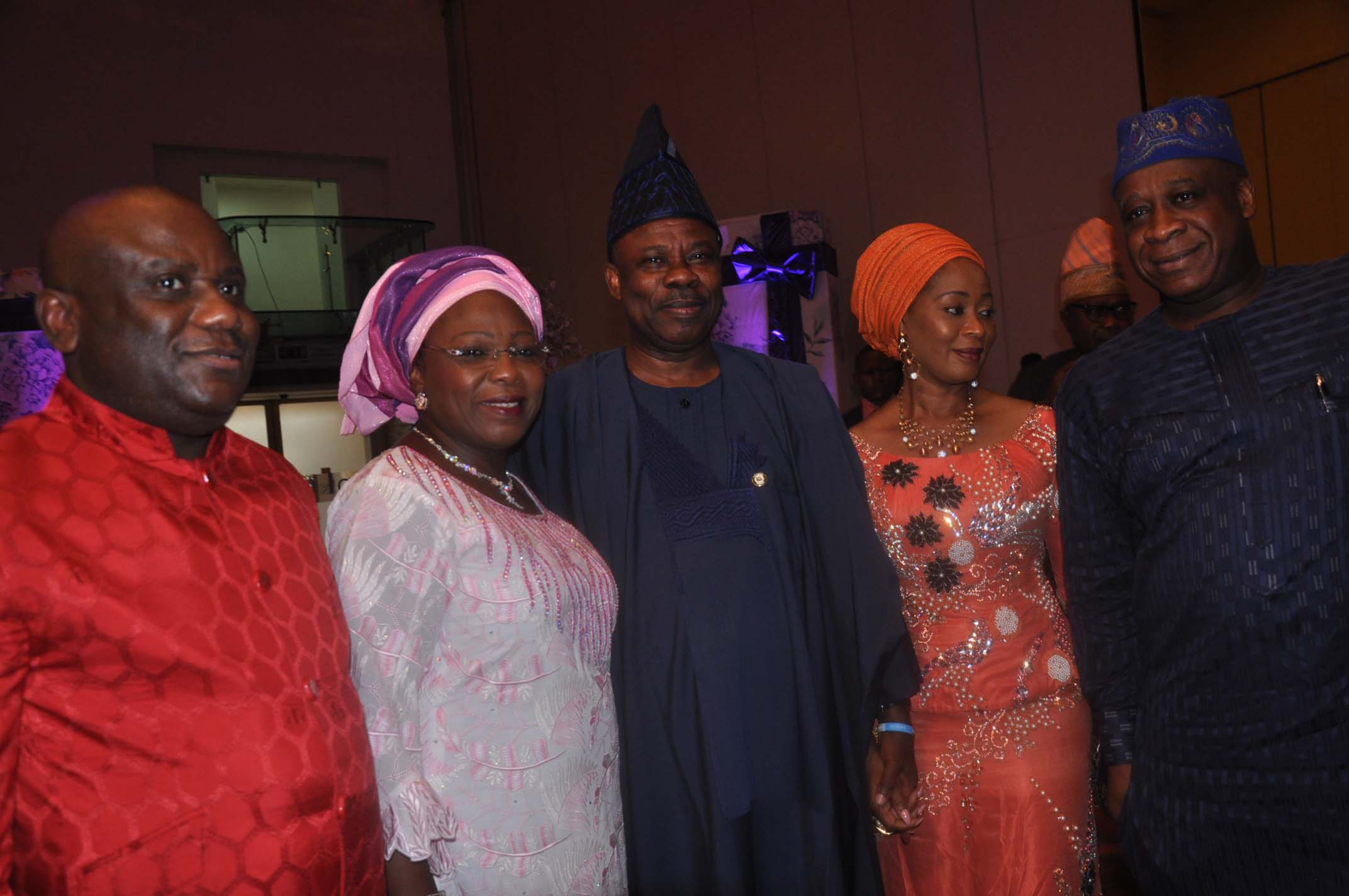 65th Birthday celebration of Senator Daisy Danjuma in Lagos- 14