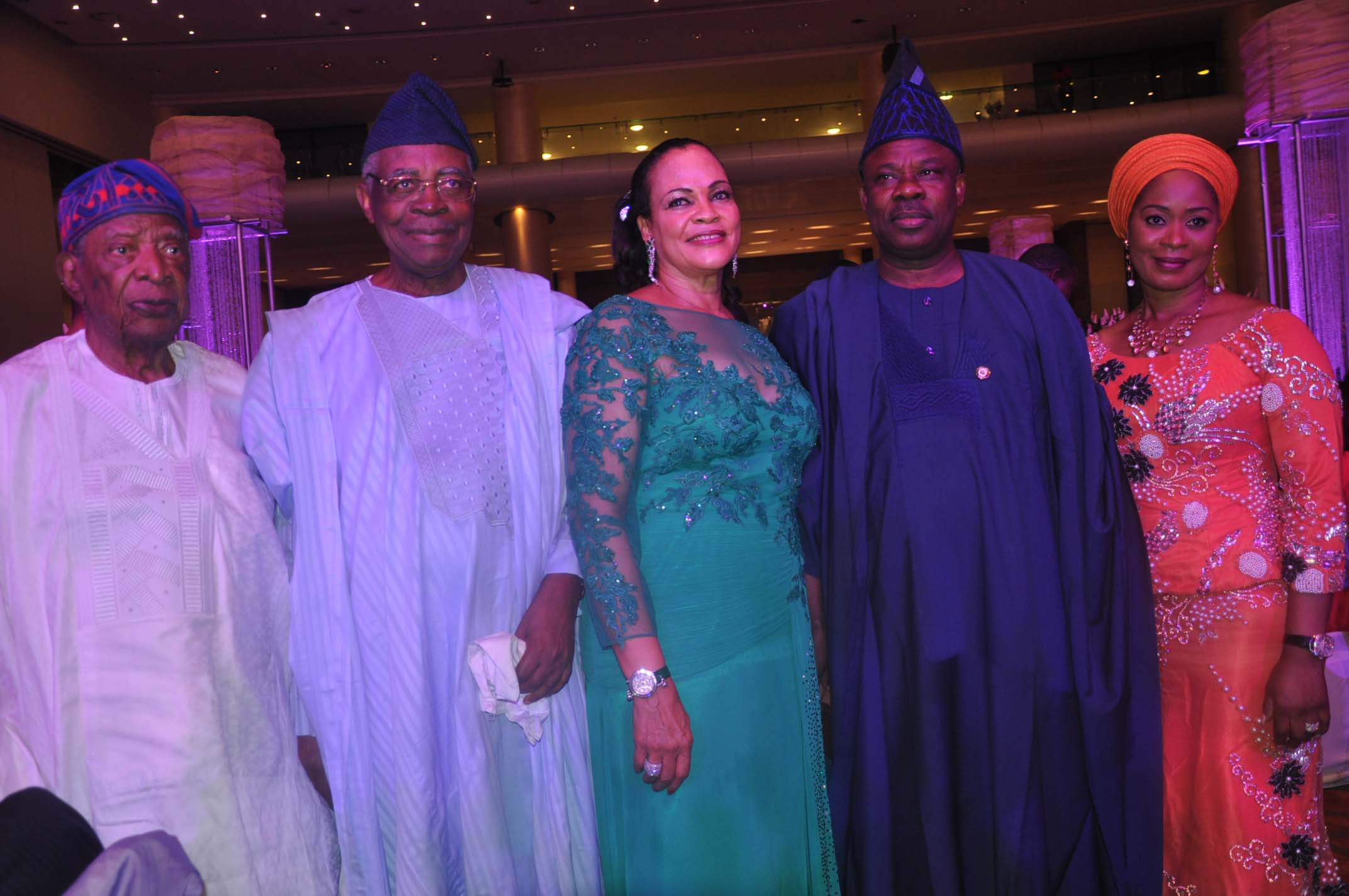65th Birthday celebration of Senator Daisy Danjuma in Lagos- 2