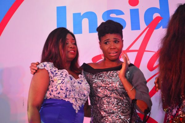 Agatha Amata, Sandra Eze - Winner and new face of The Inside Out Show