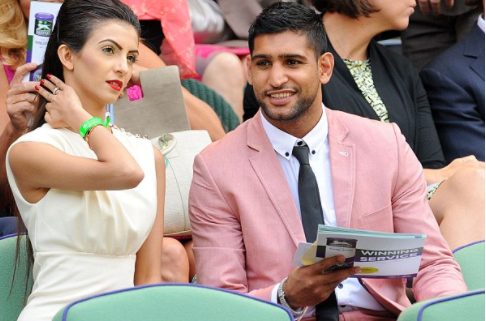 Amir Khan accused Anthony Joshua of sleeping with wife | TheCable.ng