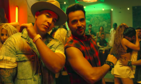 'Despacito' is now the most watched YouTube video of all time