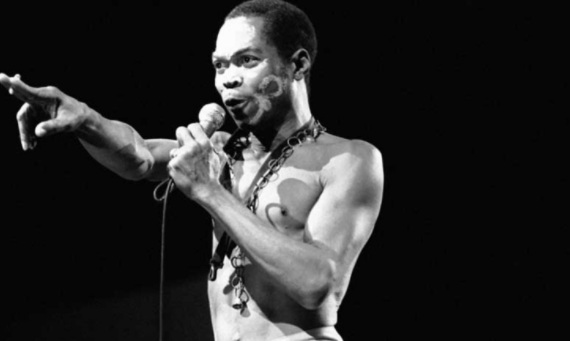 FLASHBACK: How Fela Kuti lamented over Biafra