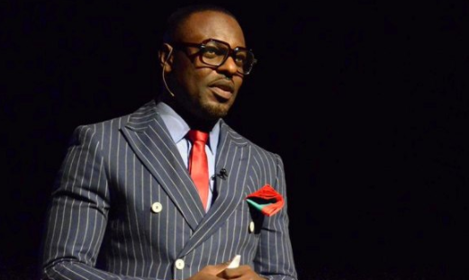 Jim Iyke on deliverance session at TB Joshua's church | TheCable.ng