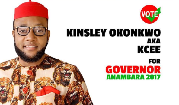 Kcee to run for Anambra governorship election | TheCable.ng