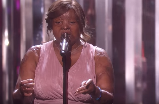 Kechi Okwuchi gets standing ovation on America's Got Talent | TheCable.ng