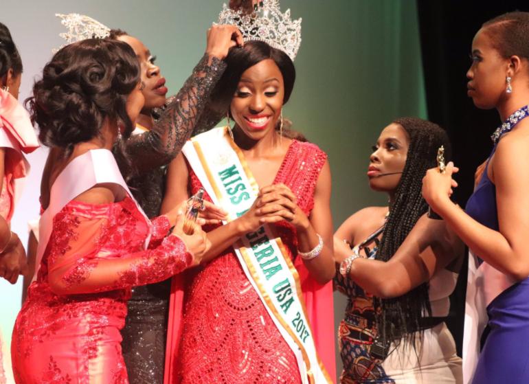 Miss Nigeria USA won by Idara Inokon | TheCable.ng