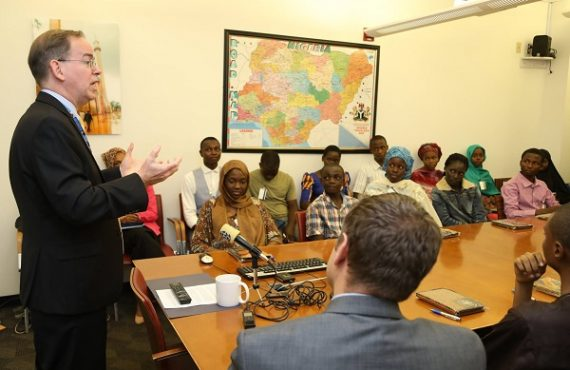17 Nigerian students selected for one year US exchange programme