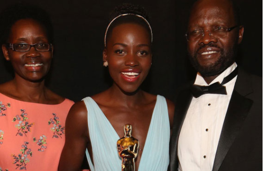 Father of Lupita Nyong'o emerges governor in Kenya | TheCable.ng