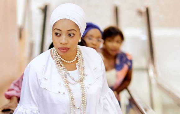 Olori Wuraola Ogunwusi confirms marriage to Ooni is over | TheCable.ng