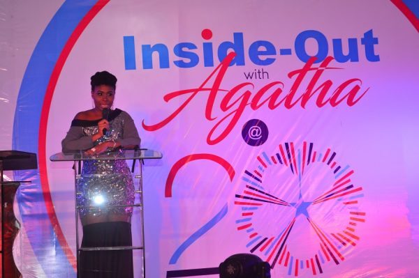 Sandra Eze - Winner and new face of The Inside Out Show