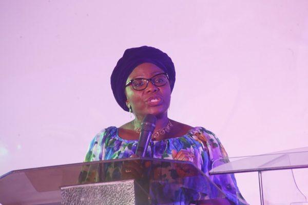 Sarah Sosan, former Deputy Governor of Lagos State