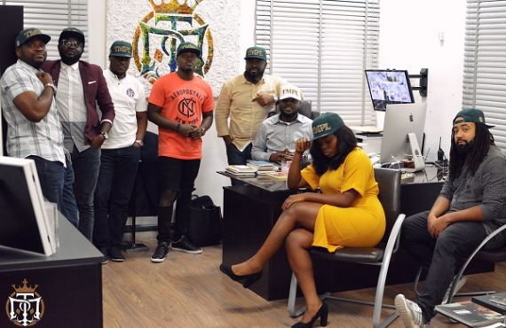Temple Music signs 9ice Bisola, Jimmy Jatt, partners Roc Nation | TheCable.ng