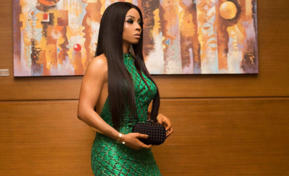 Toke Makinwa takes up acting role | TheCable.ng