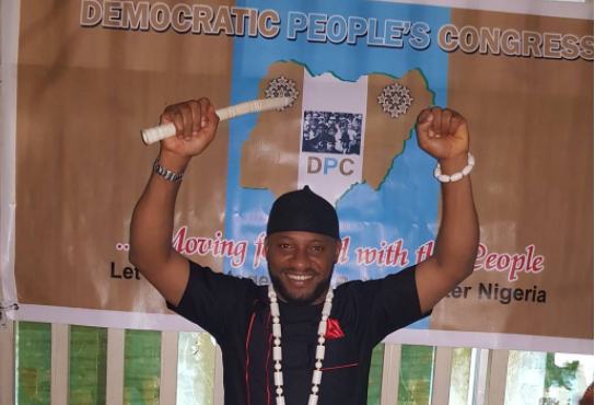 Yul Edochie secured only 145 votes in Anambra governorship poll