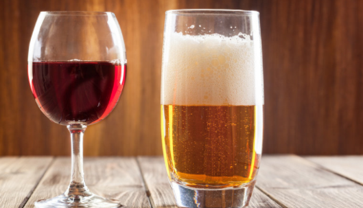 Moderate alcohol intake may increase your life span, study suggests
