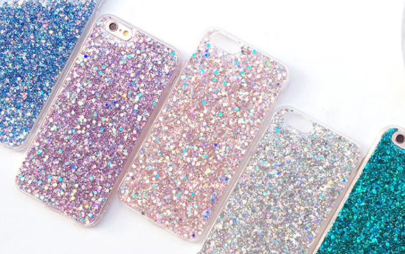 ALERT: Glitter iPhone cases 'causing skin burn'