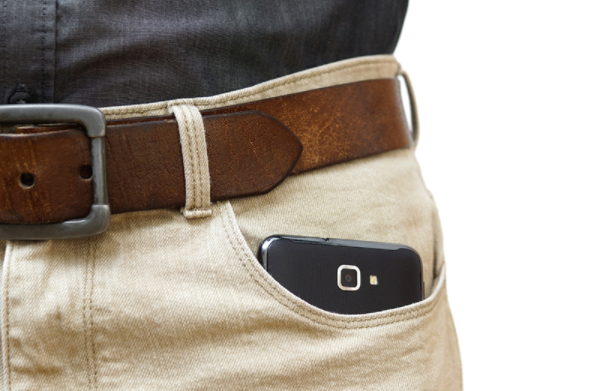 mobile phones in trouser pocket leads to infertility in men | TheCable.ng