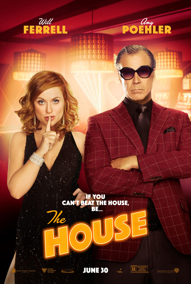 the-house-poster