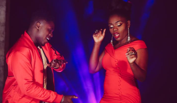 Bisola and Jeff release 'Water & Fire' | TheCable.ng