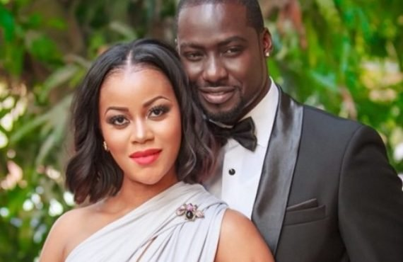 Chris Attoh confirms split from Damilola Adegbite