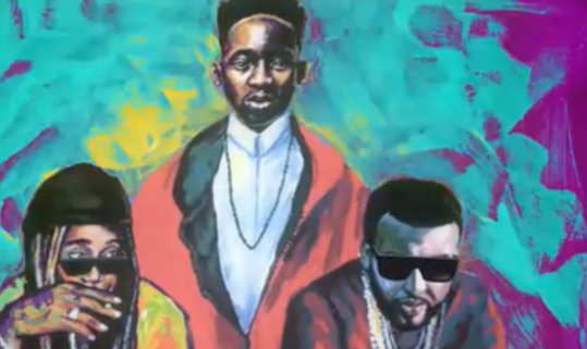 Mr Eazi features TY, French Montana, Major Lazer on Leg Over remix | TheCable.ng