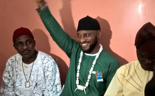 Yul Edochie to contest Anambra guber election against Obiano, Nwoye, Obaze | TheCable.ng