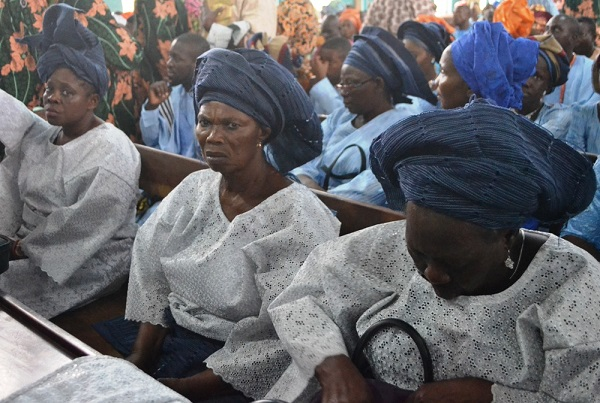 Funeral Service of Late Faleti 3