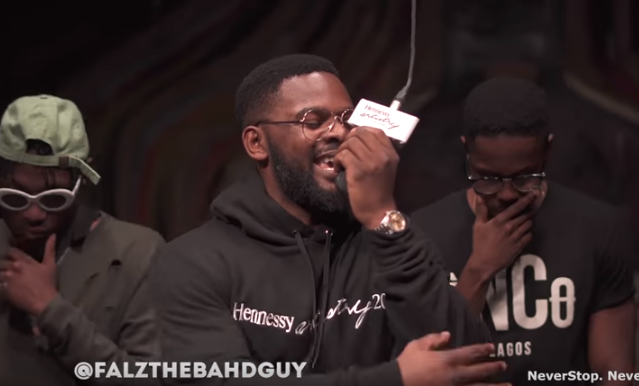 Hennessy Cypher 2017 sessions | TheCable.ng