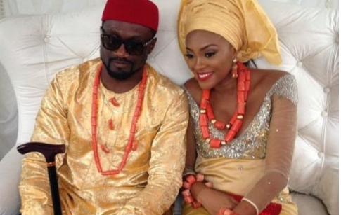 Jude Okoye, wife welcome new child amidst Psquare rift | TheCable.ng
