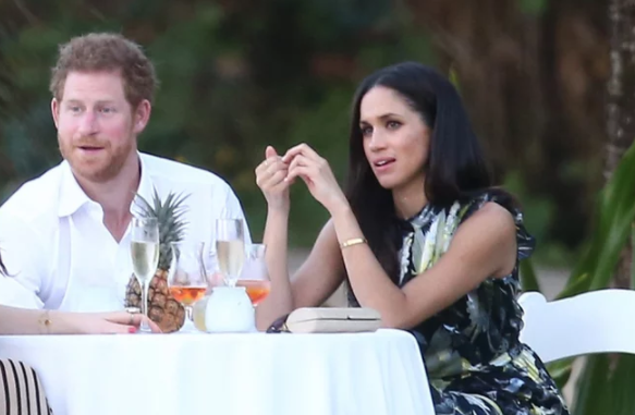 Actress Meghan Markle opens up on being in love with Prince Harry  | TheCable.ng
