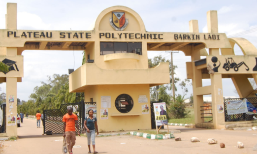 Plateau poly students protest 'extortion' by management | TheCable.ng